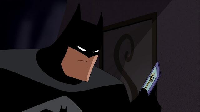 Batman: El misterio de Batimujer - Latino - 1080p - Captura 5