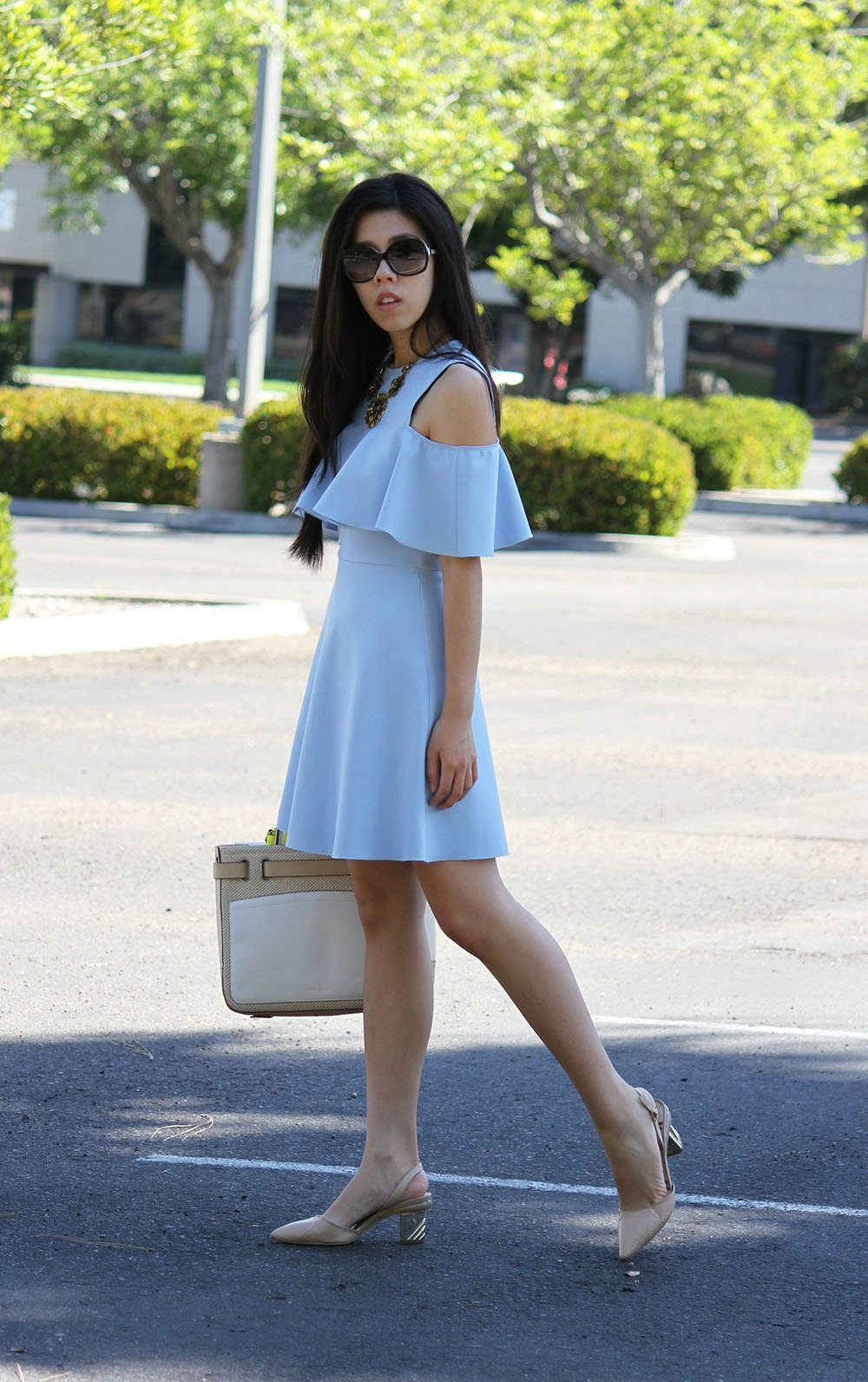 Adrienne Nguyen _ UCSD Pharmacy _ What to Wear _ OOTD _ Summer Fashion
