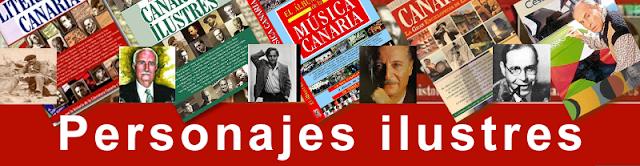 Personajes ilustres de las Islas Canarias