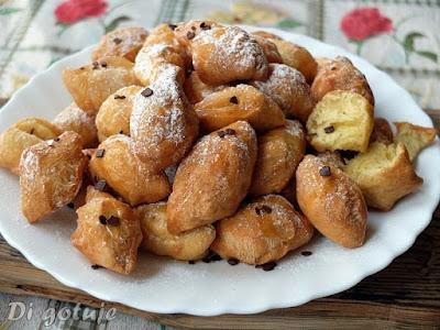 Tawa Tawas (pączuszki/ciasteczka)