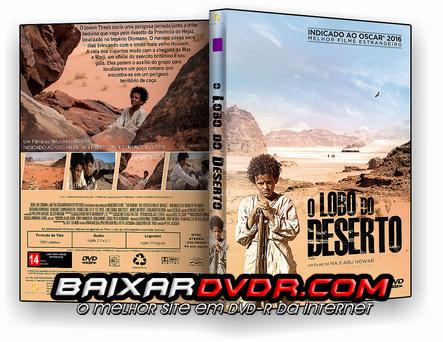 O LOBO DO DESERTO (2016) LEGENDADO DVD-R OFICIAL
