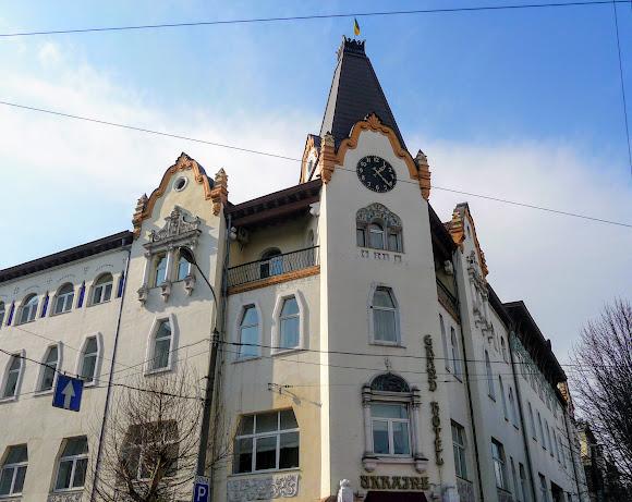 Дніпро. Гранд-готель «Україна». 1913 р.