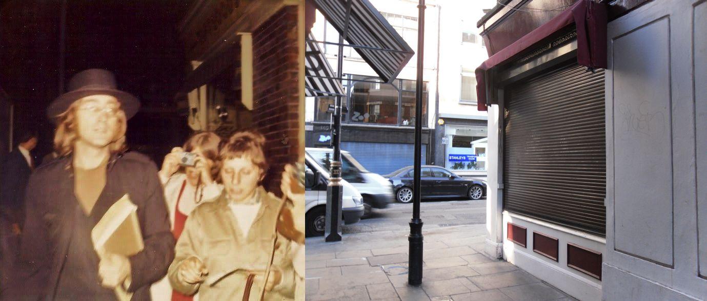 Kenwood: St Annes Court: Trident Studios