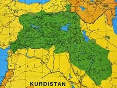 kurdistan-haritası
