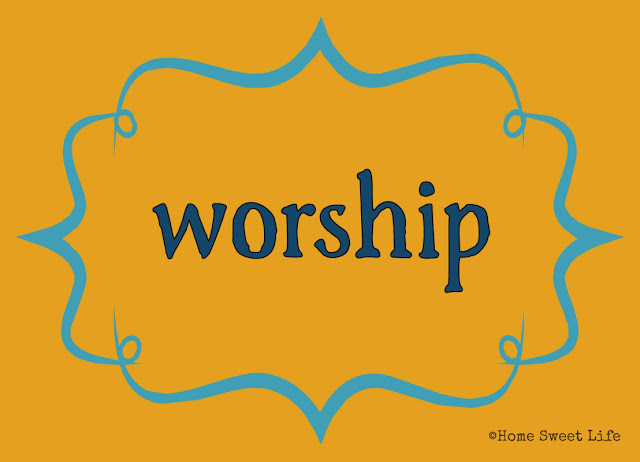 Christian living, 31 day writing challenge, worship