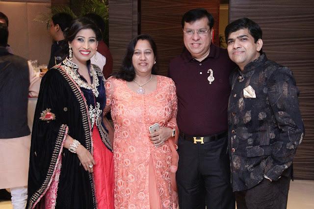 Seema Agarwal + Anuradha Singal + Ajay Singal + Manoj Agarwal
