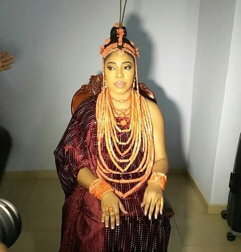 Exposed! See Photo of Ooni of Ife's New Bride and Her Dubai Billionaire Ex Lover