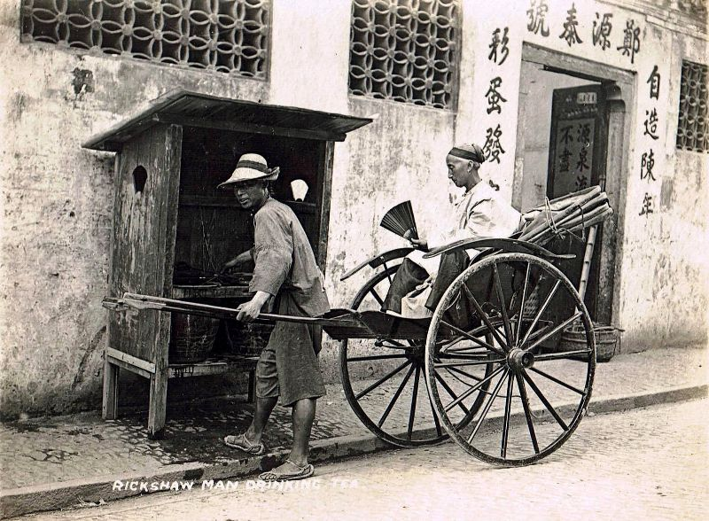 42 Found Photos That Capture Everyday Life of China in 1921