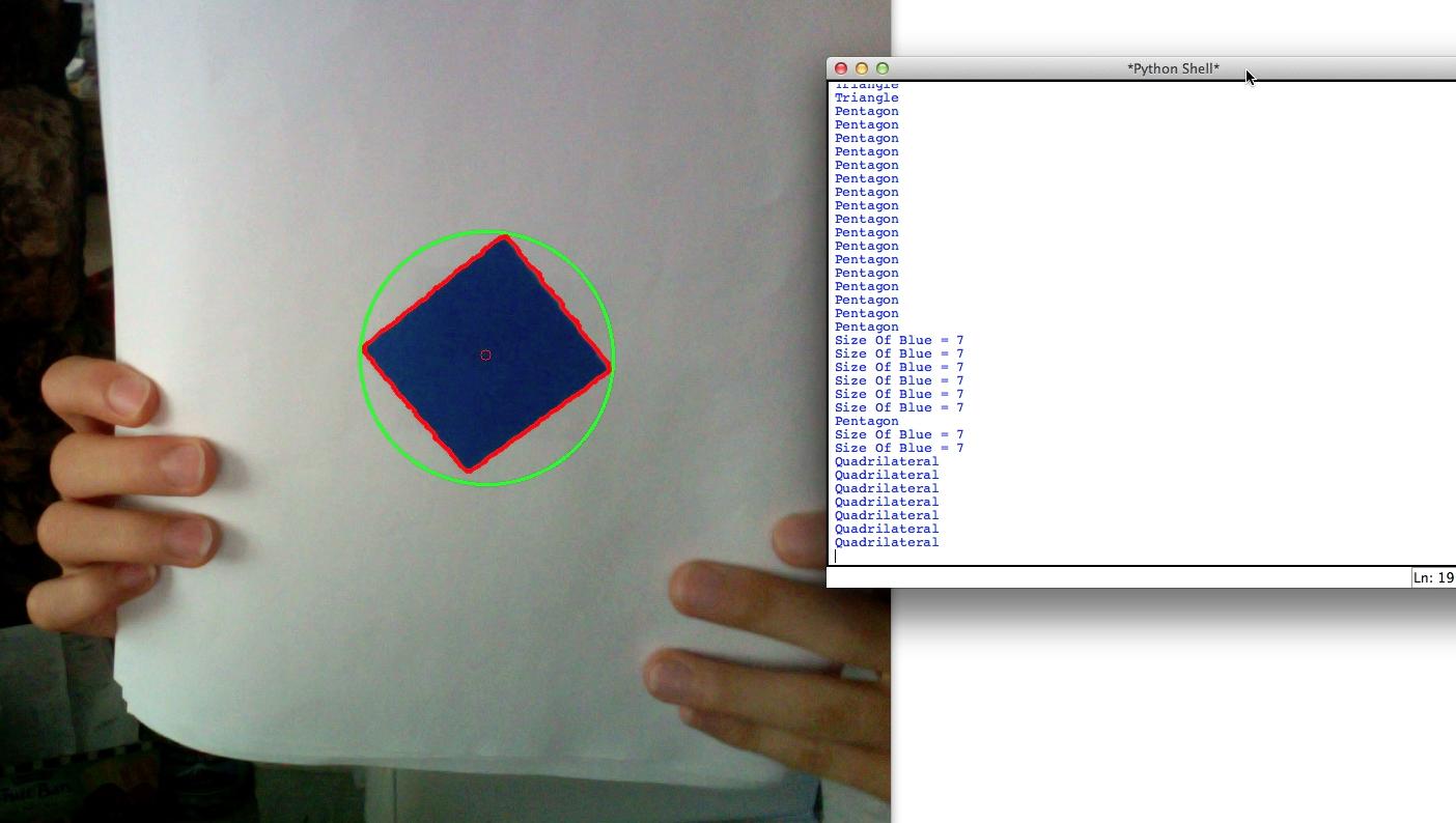PatlabBlog: OpenCV Shapes Detection