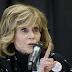 Jane Fonda diz que o caso Weistein só gerou polêmica porque as vítimas eram brancas. É mais uma prova de que esquerdismo é doença