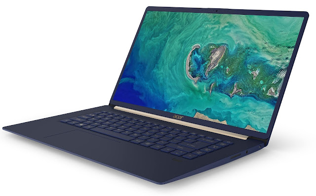 @Acer Announces 15-inch #Swift5 Notebook Weighing Less Than 1 kg #NextAtAcer