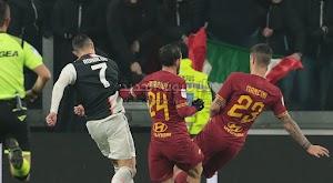 يوفنتوس يصل لنصف نهائي كأس إيطاليا بعد الفوز على روما بثلاثية