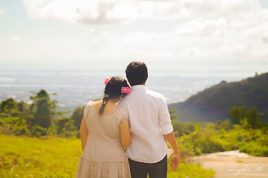 You Are My View – Pre-Wedding Photo Session