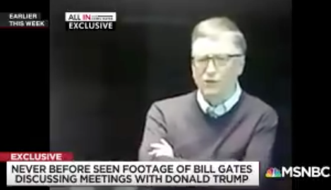 Bill Gates: Trump asked me the difference between HIV and HPV