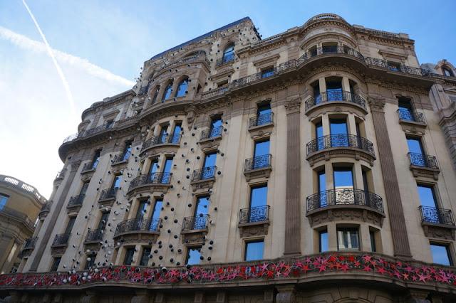arte pelas ruas em Barcelona