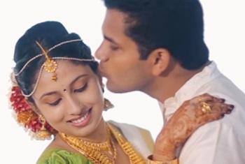 Hindu Wedding Highlights Bhama & Manu