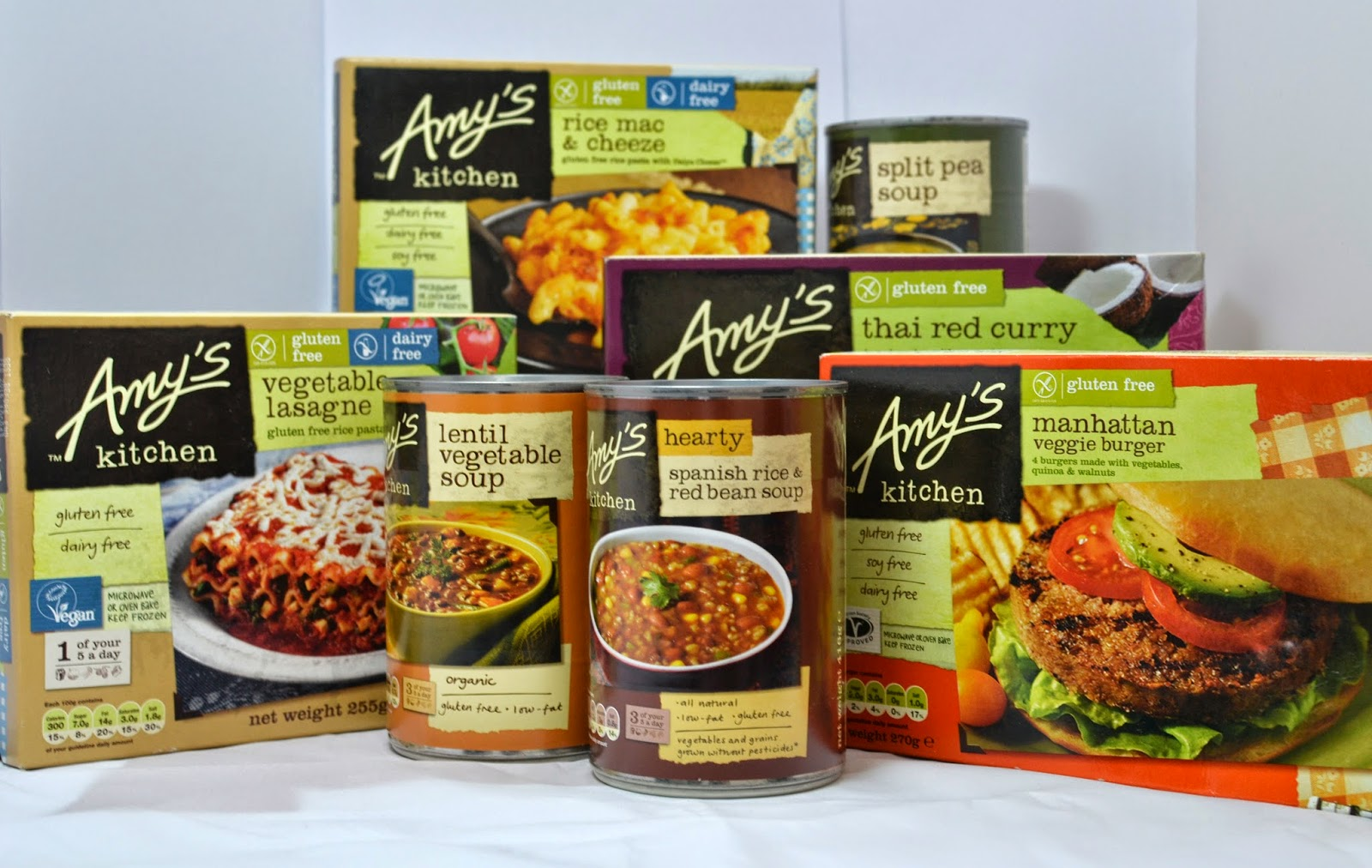 Vegan In Brighton Amy S Kitchen Product Review Amp Giveaway