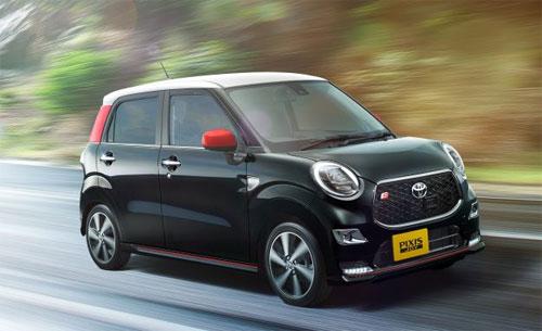 toyota pixis joy 3 4833 1472892990 -  - Chiêm ngưỡng xe mini giá rẻ của Toyota mới ra mắt là Toyota Pixis Joy