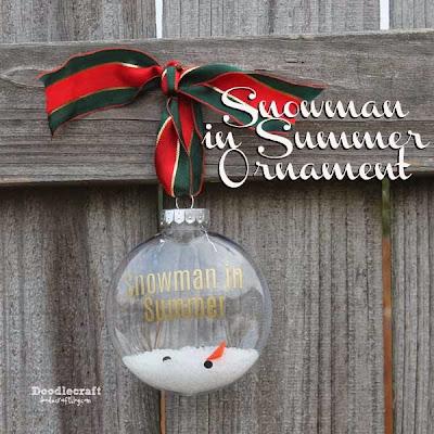 http://www.doodlecraftblog.com/2014/12/snowman-in-summer-fillable-ornament.html