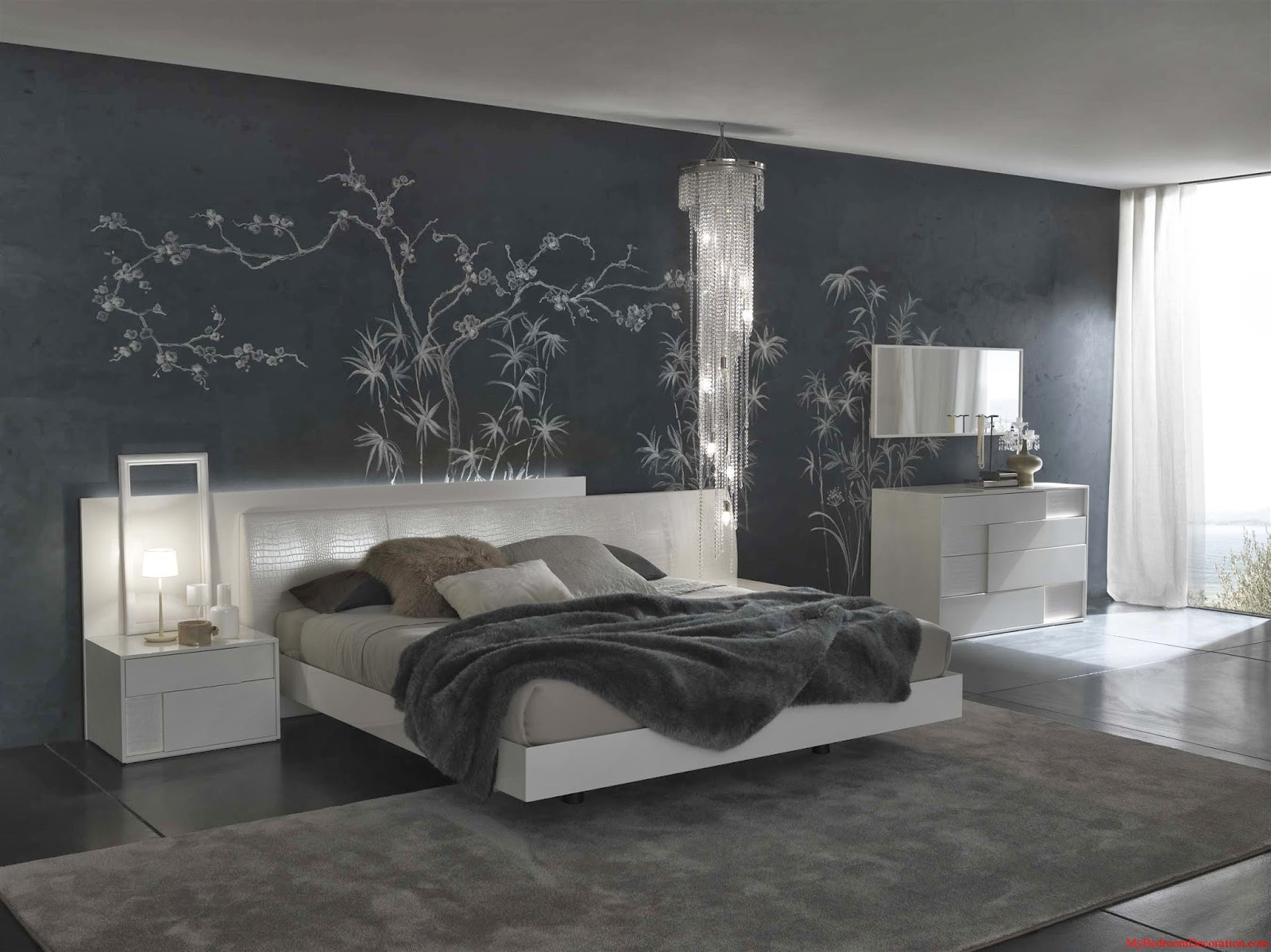 Bedroom Design For Newly Married Couple | Home Decor