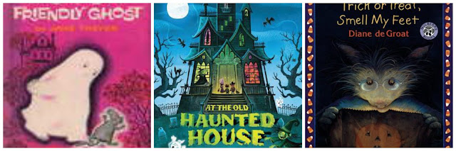 Tina says it 39 s time for some halloween books for Classic haunted house novels