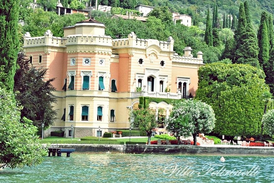 Villa Feltrinelli am Gardasee