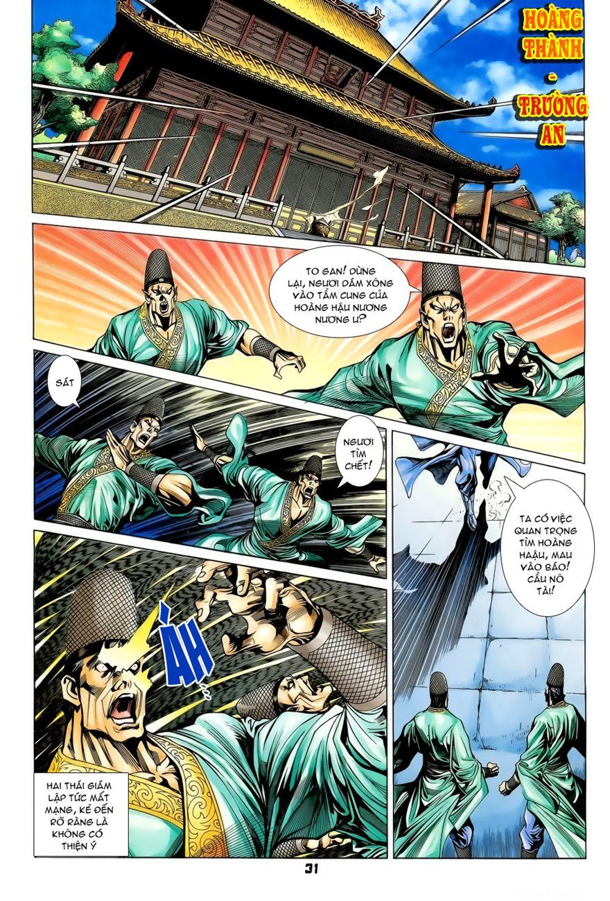 Đại Đường Uy Long chapter 80 trang 2