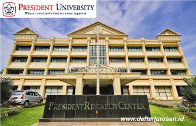 Daftar Fakultas dan Program Studi Universitas Presiden Bekasi