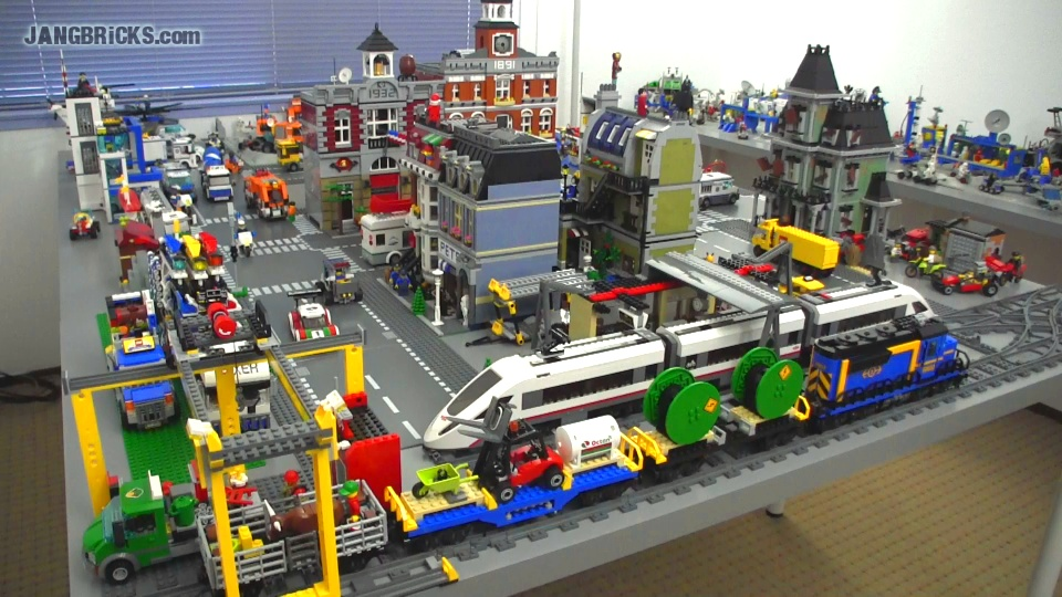 Lego City 2 Quot Mellemby Quot Update May 18 2014