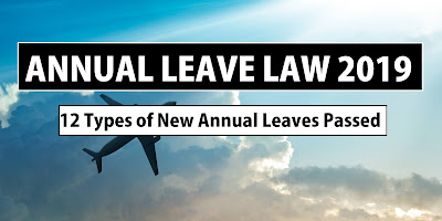 UAE Annual Leave as per Labour Law 2019