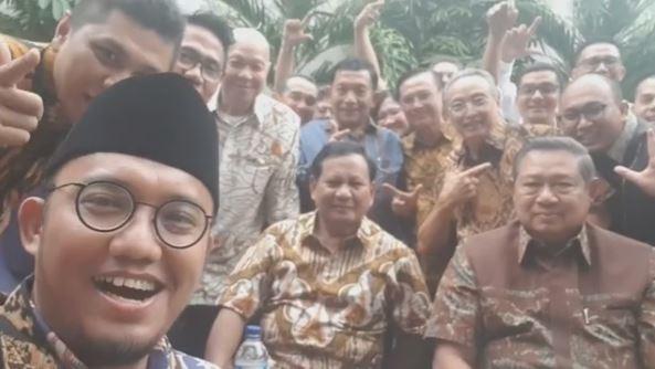 SBY-Prabowo Bertemu, Dahnil Simanjuntak: Bayangkan, Dua Jenderal Kalau Sudah Ketemu Apa yang Terjadi