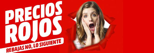 Top 5 ofertas folleto Rebajas no, lo siguiente de Media Markt