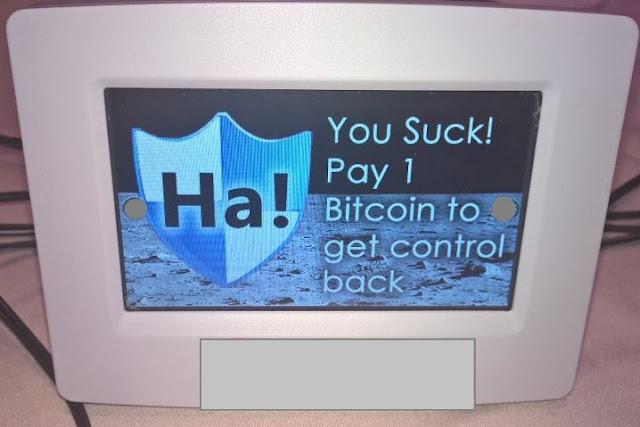 Ni los termostatos inteligentes se libran del ransomware