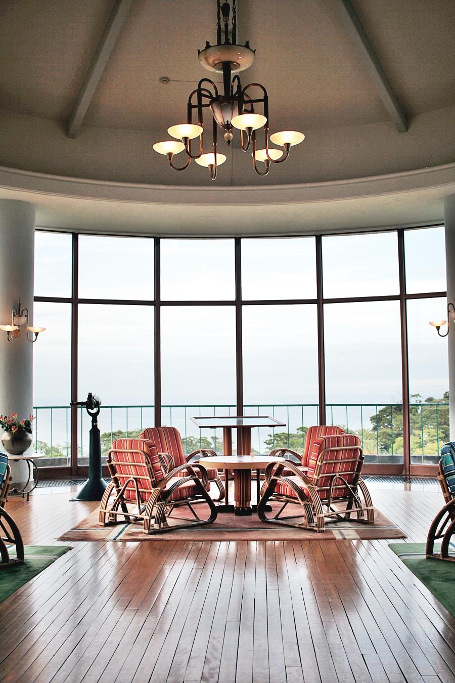 lounge lobby interior