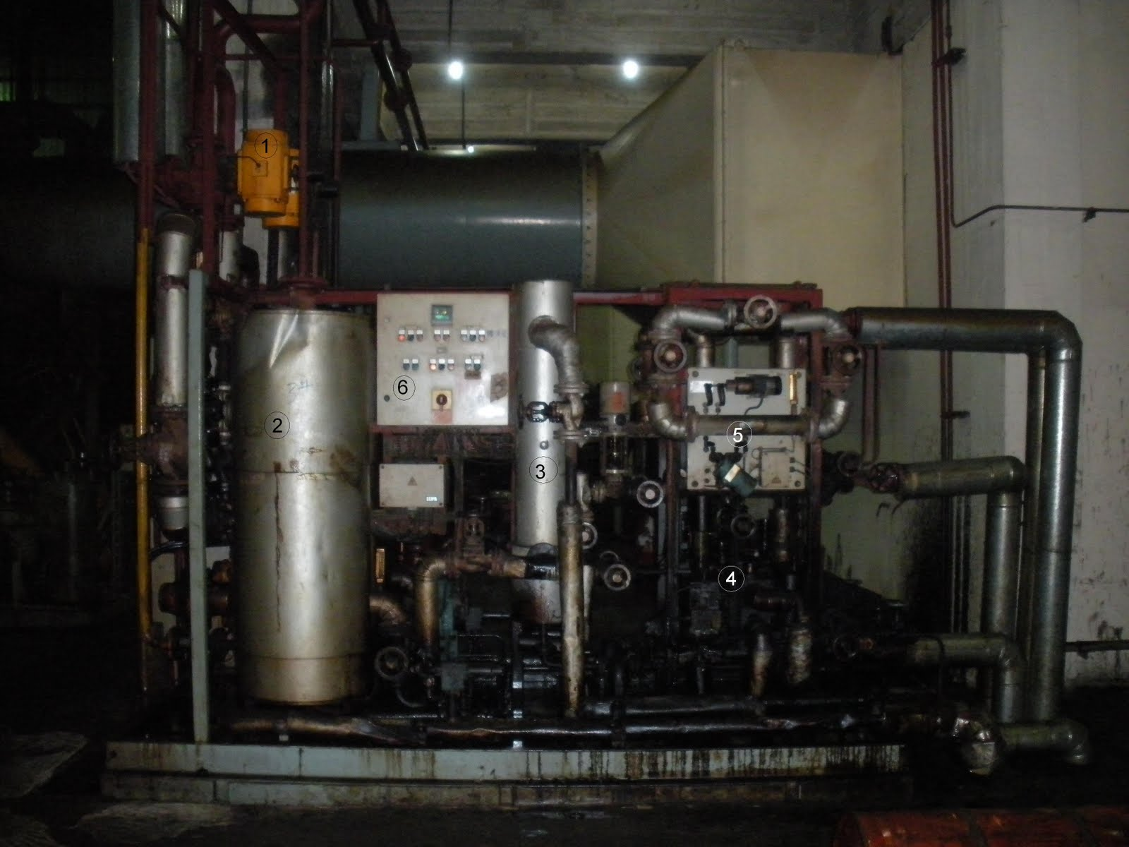 Hfo Booster Module Or Fuel Conditioning Viscosity Diesel Power Plant Flow Diagram Main Components
