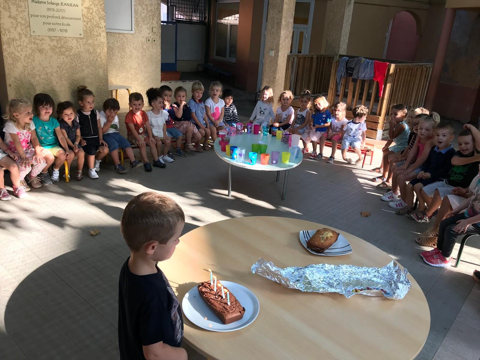 Ecole Notre Dame Petite Et Moyenne Section Joyeux Anniversaire Nolan