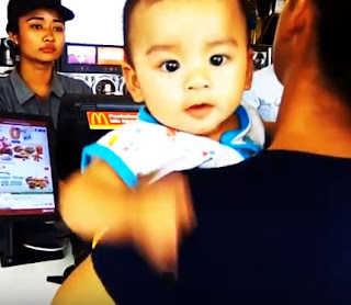 Makan Yuk ke McDonald's Sanur [video tugus indra channel]