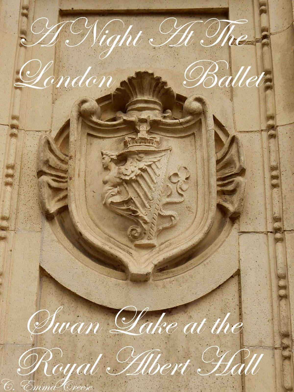 Swan Lake - A Night At The London Ballet Adventures of a London Kiwi