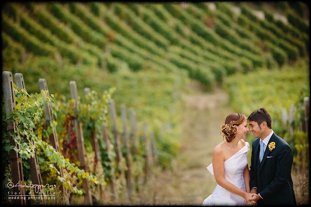foto matrimonio Bricco Rosso Farigliano Dogliani Langhe