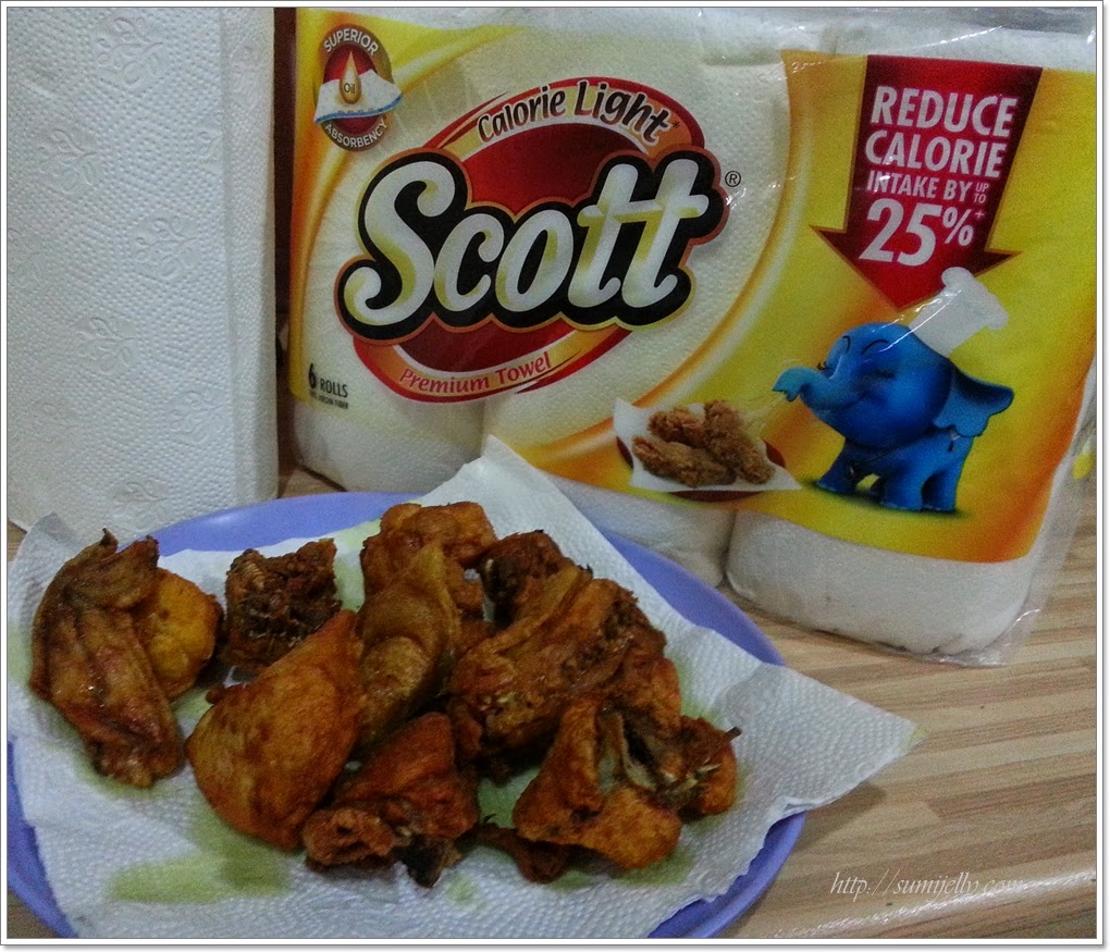 1 Ayam Goreng Kunyit Kasih Ibu Bersama Scottsumijelly Weblog