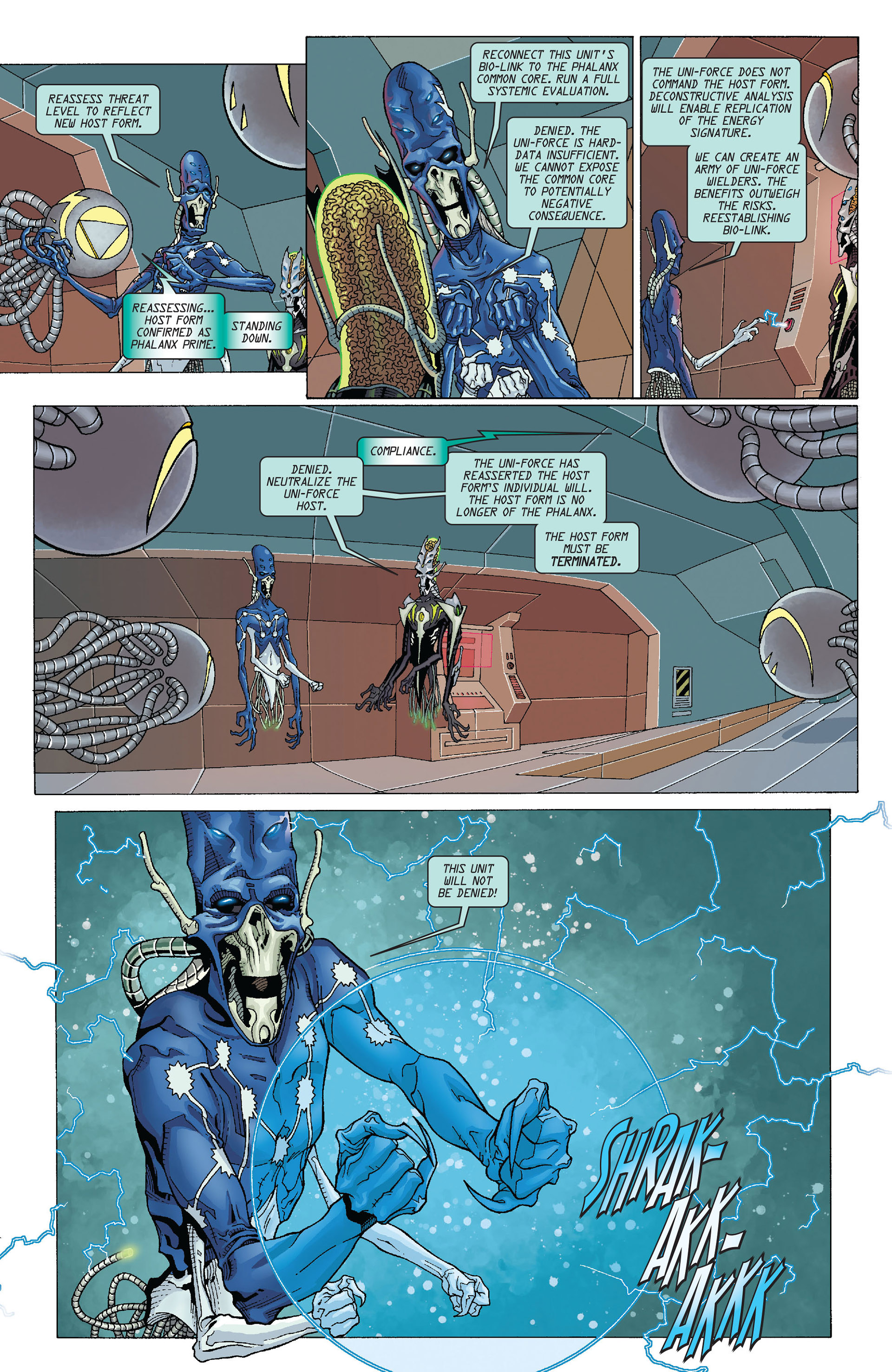 Read online Annihilation: Conquest - Starlord comic -  Issue #4 - 9