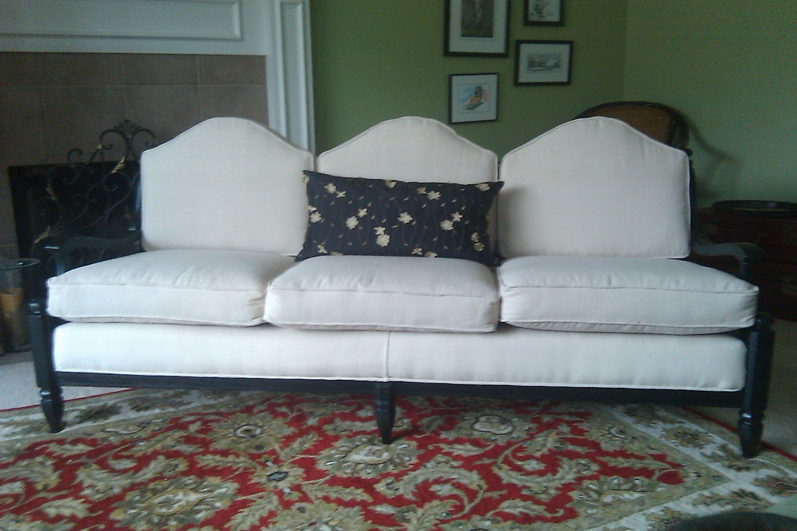 Sofa Donation Sectional Cuddler Goodwill Furniture Pickup Cleveland