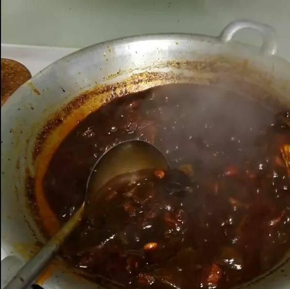 Daging Masak Hitam Mamak Style