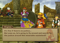 Wild Arms 3 Gameplay
