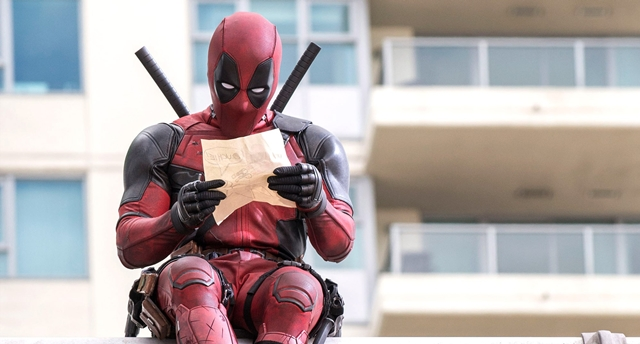 Deadpool, Ryan Reynolds, Marvel Comics, Movie Review, byrawlins, Deadpool Review, superhero, mutant, X-Men, Collosus, Negasonic