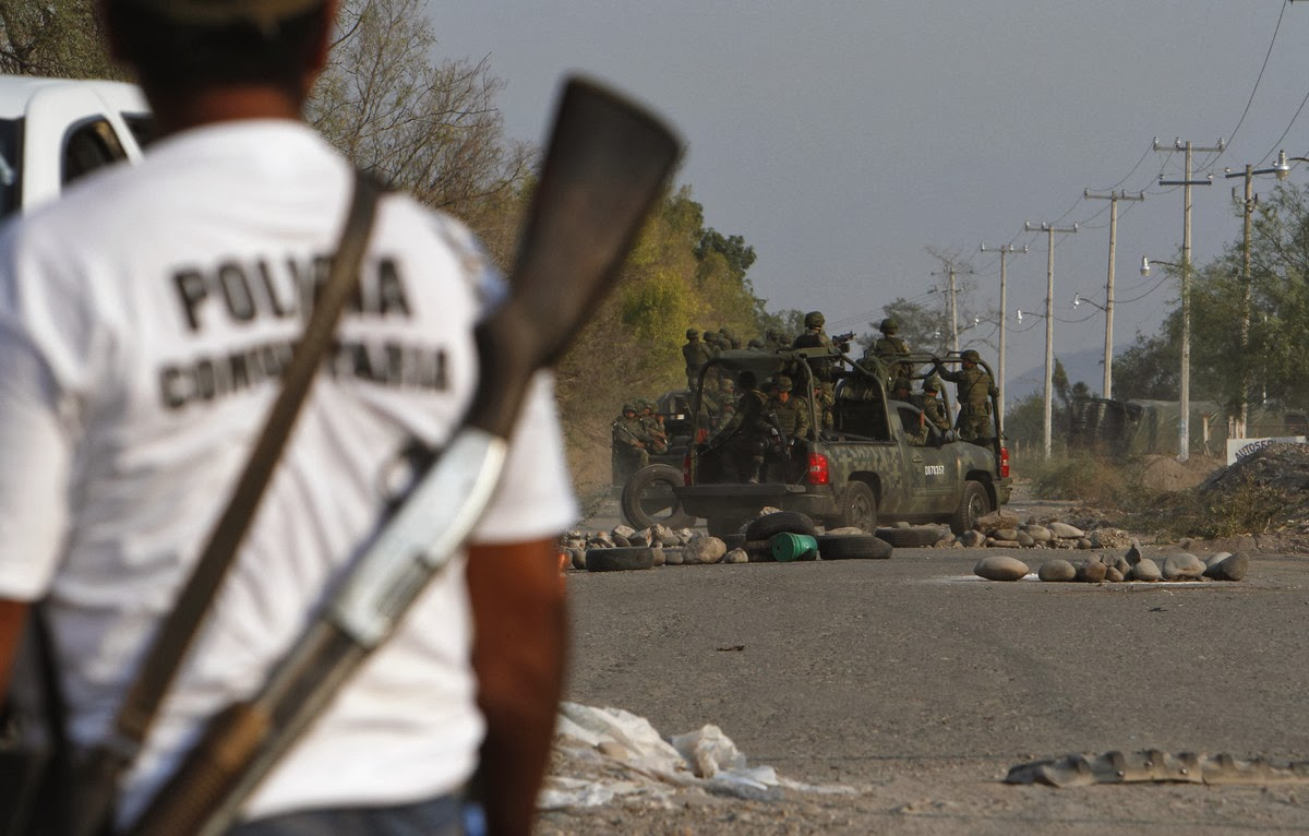 The Westerner In Mexico Violence Leaves At Least 13 Dead