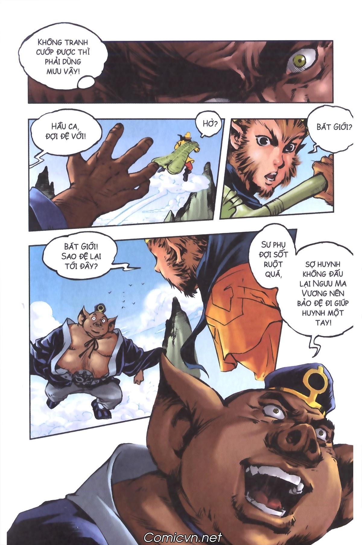 Tây Du Ký màu - Chapter 108 - Pic 4