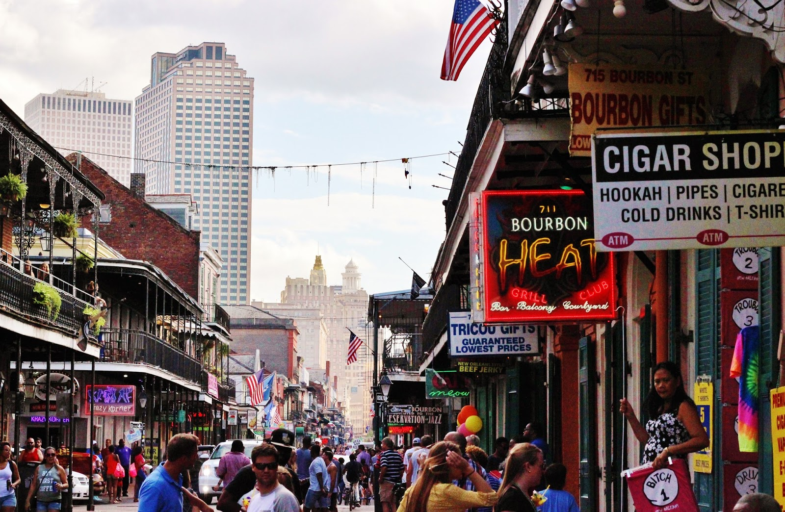 New Orleans turismo