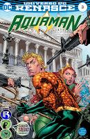 DC Renascimento: Aquaman #3