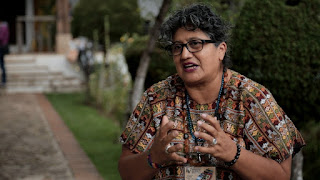 Festival Internacional de Poesía Contemporánea de San Cristóbal de las Casas Chary Gumeta
